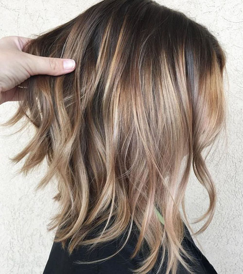 Medium Cuts For Thin Hair