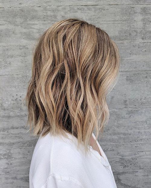 Cute Medium Long Haircuts