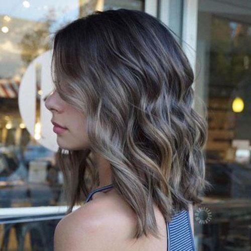 Thin Medium Hair