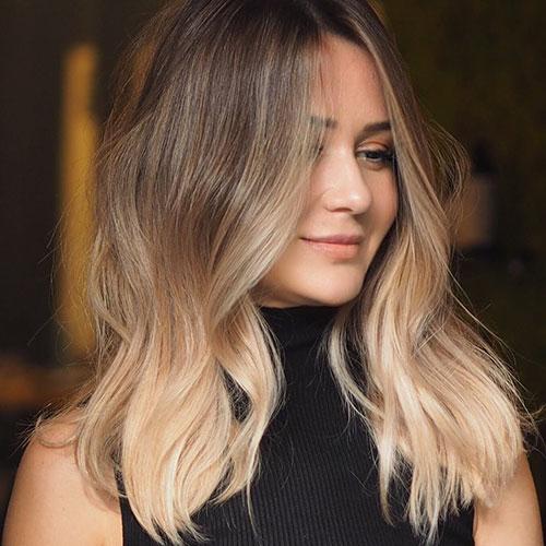 Haircut Ideas For Medium Hair
