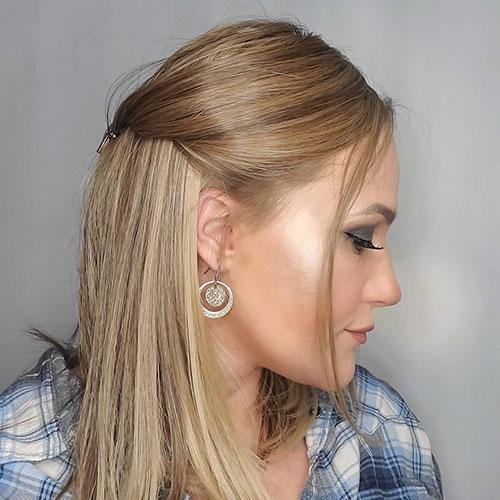 Medium Style Haircuts For Thin Hair