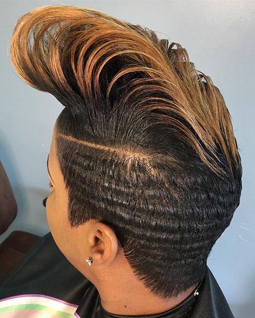 Medium Pixie Hairstyles