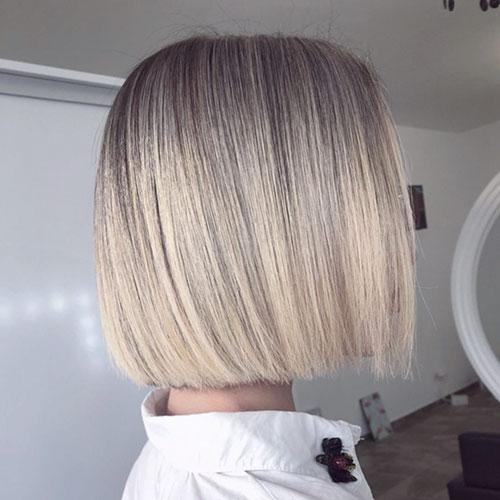 Medium Bob Hair
