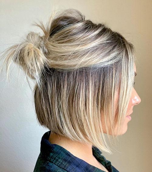 Medium Haircut Ideas
