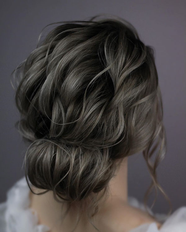 Medium Prom Hairstyles For Women