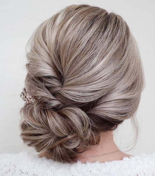 Prom Hairstyle Ideas For Medium Hair