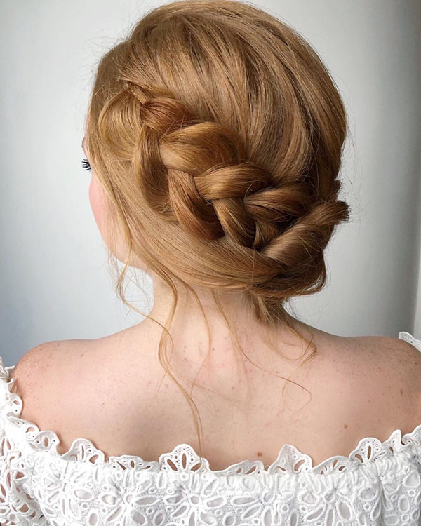 Medium Prom Hairstyle Ideas