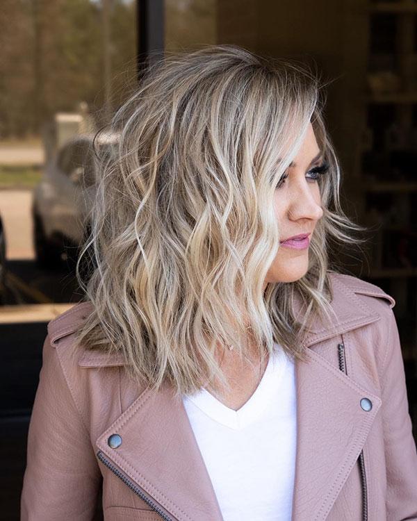 Medium Blonde Hair