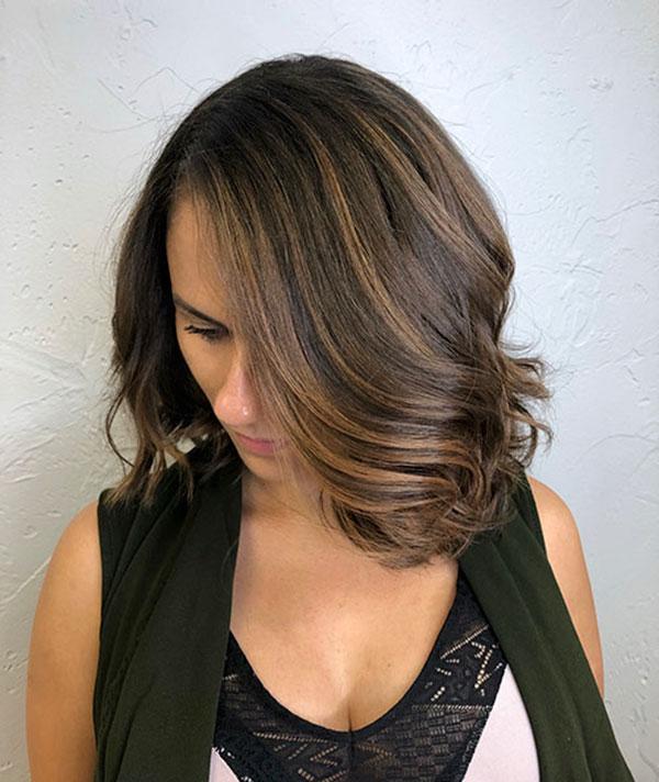 Hairdos For Medium Thick Hair