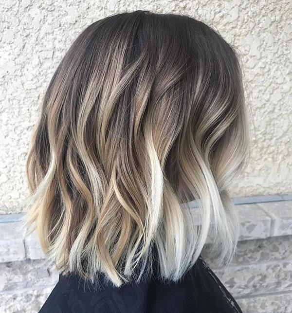 Thick Medium Hairstyles
