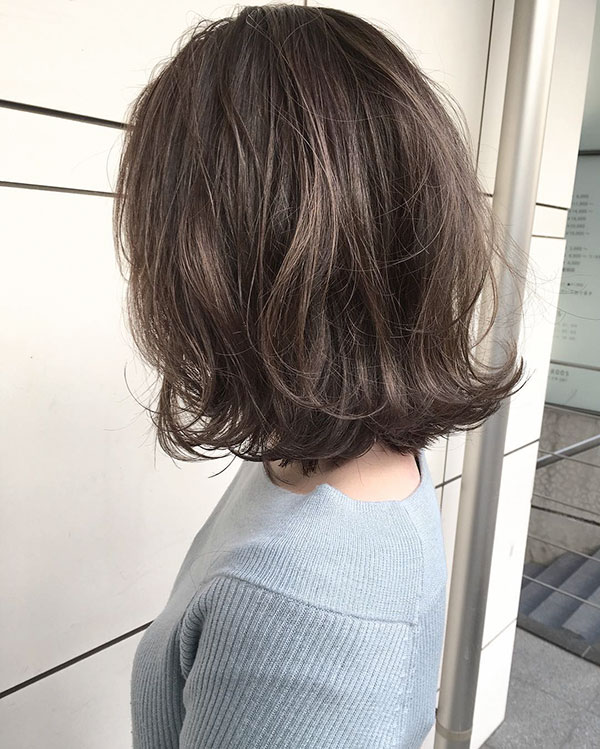 Medium Length Haircuts For Asian Women