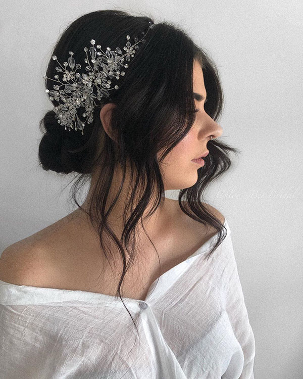 Medium Wedding Hair Ideas