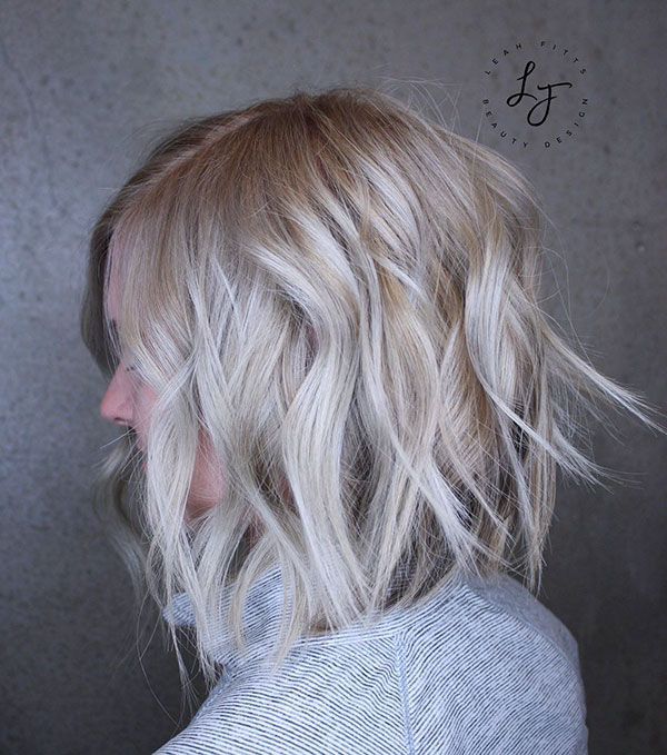 Medium Styles For Thick Hair