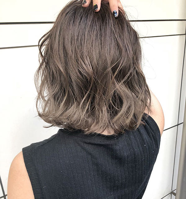 Medium Haircuts For Asian Women