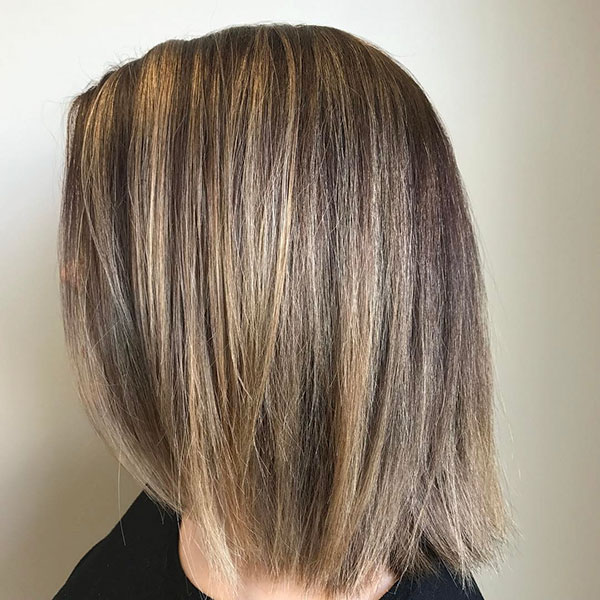 Medium Hairstyle Pictures