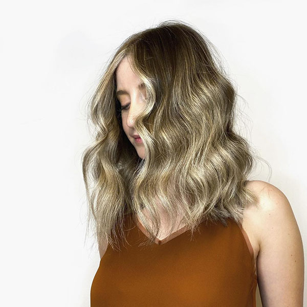 Pictures Of Medium Color Hair