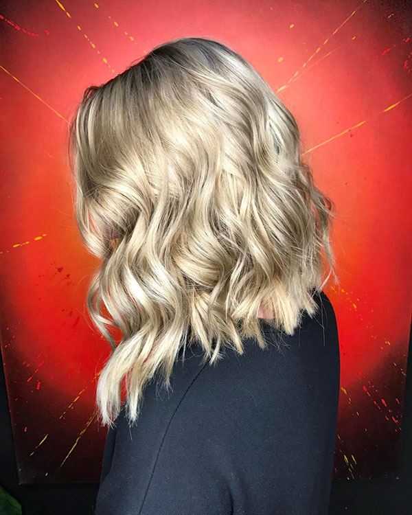 Best Hairstyles For Medium Wavy Hair