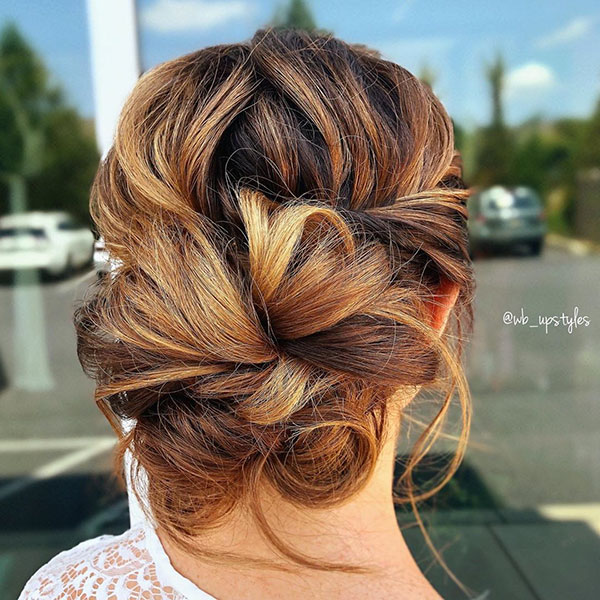 Images Of Medium Wedding Hair