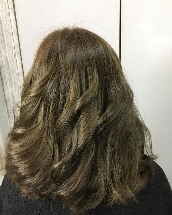 Medium Hair For Women