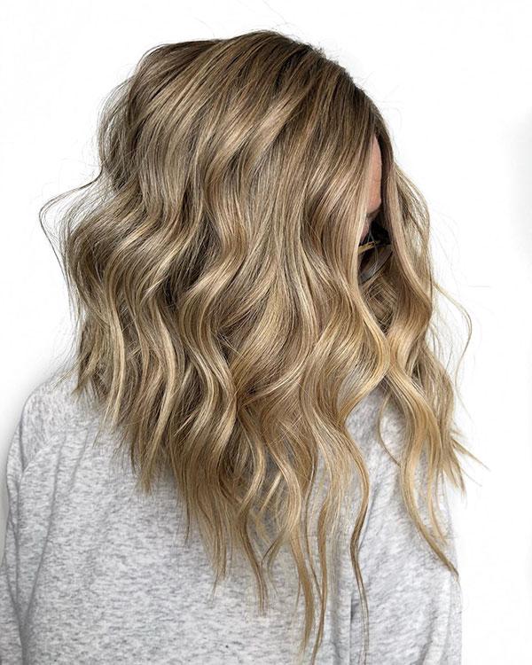 Wavy Hair For Medium Hair