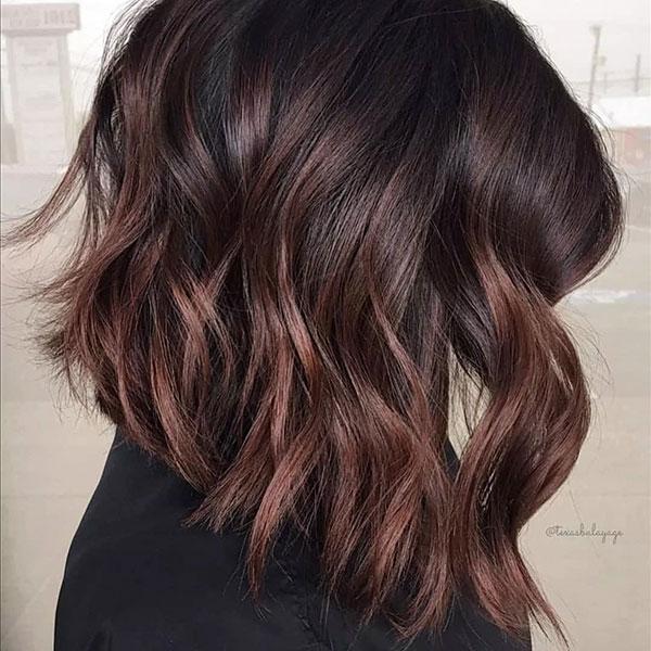Medium Wavy Hair Pictures