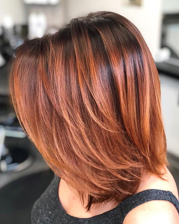 Sassy Medium Haircut Ideas