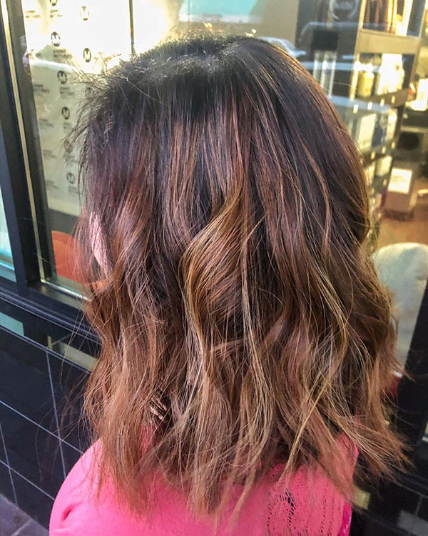Medium Hairstyle Examples For Women