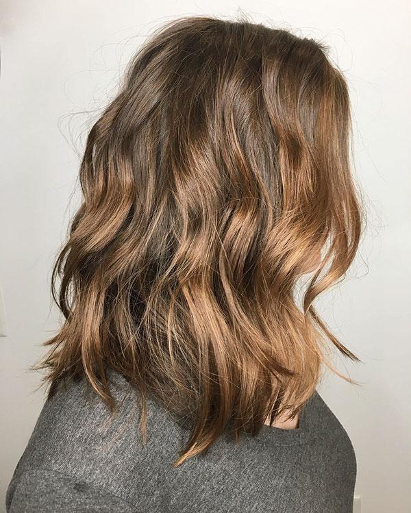 Haircuts For Medium Brown Hair