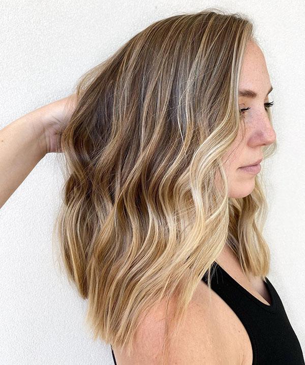 Haircuts For Modern Medium Hair