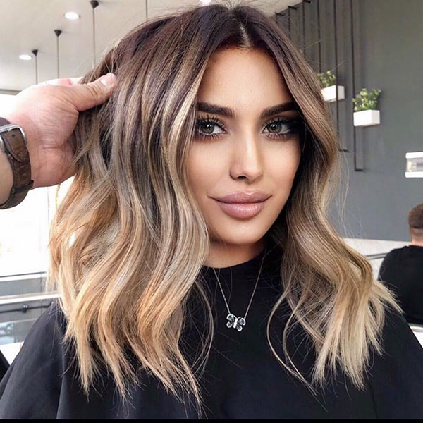 Prom Hair With Medium Hair