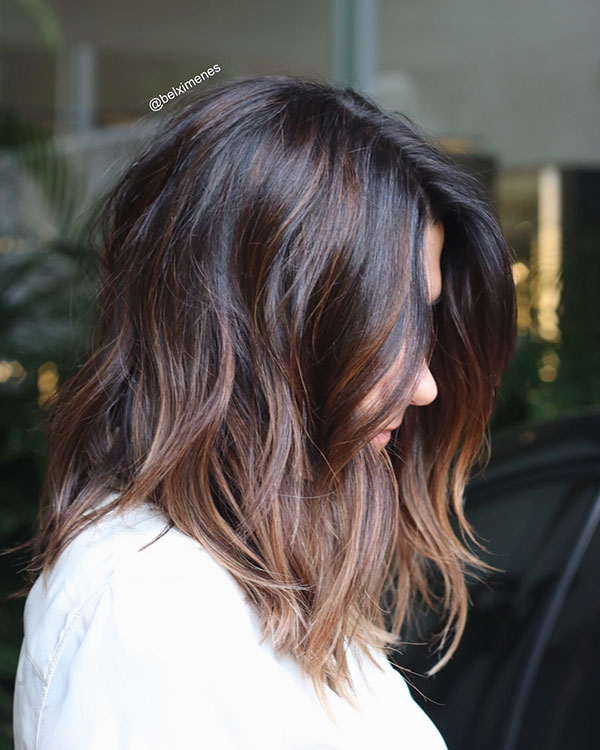 Images Of Medium Brown Hair