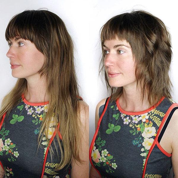 Sassy Medium Haircuts 2020