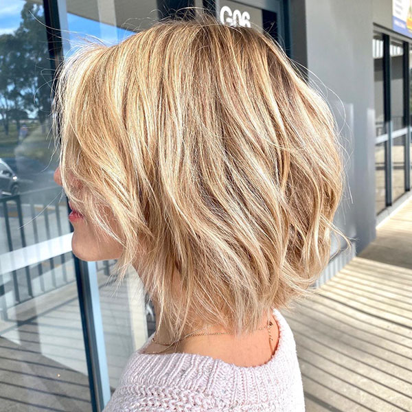 Haircuts For Sassy Medium Hair