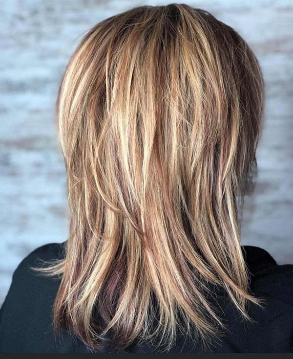 Examples Of Sassy Medium Hairstyles