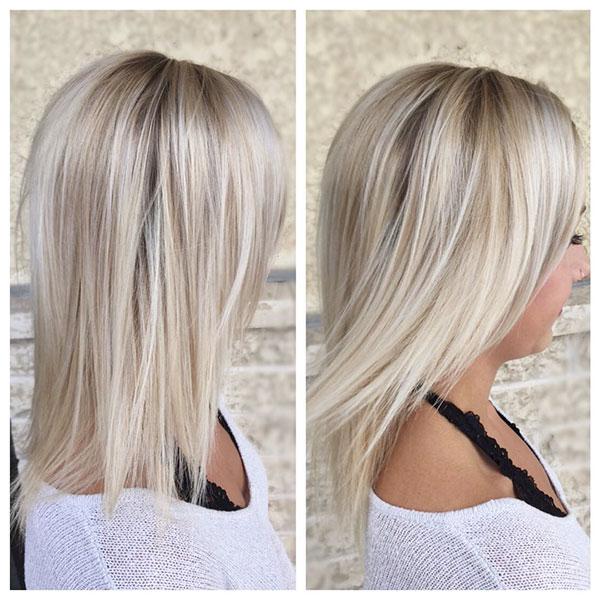 Haircuts For Medium Thin Hair