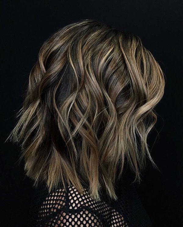Sassy Medium Haircuts