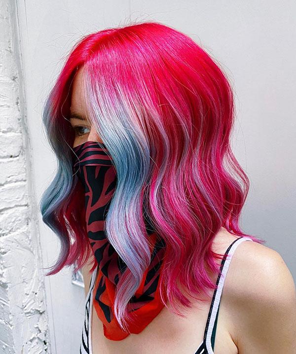 Medium Haircut Ideas For Women