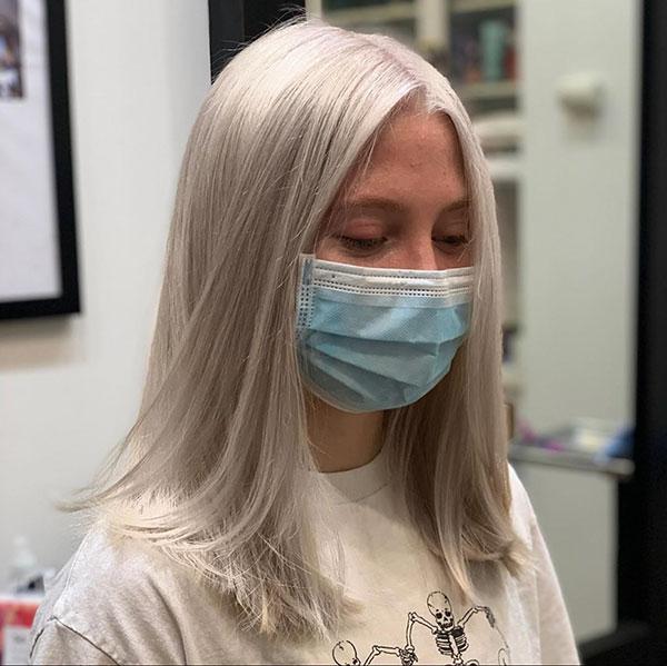Medium Hair Images For Women
