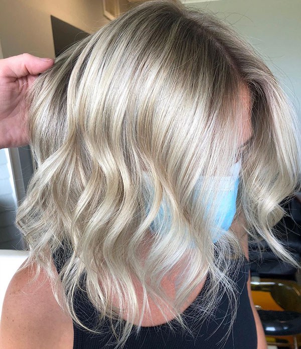 Medium Thin Hairstyle Images