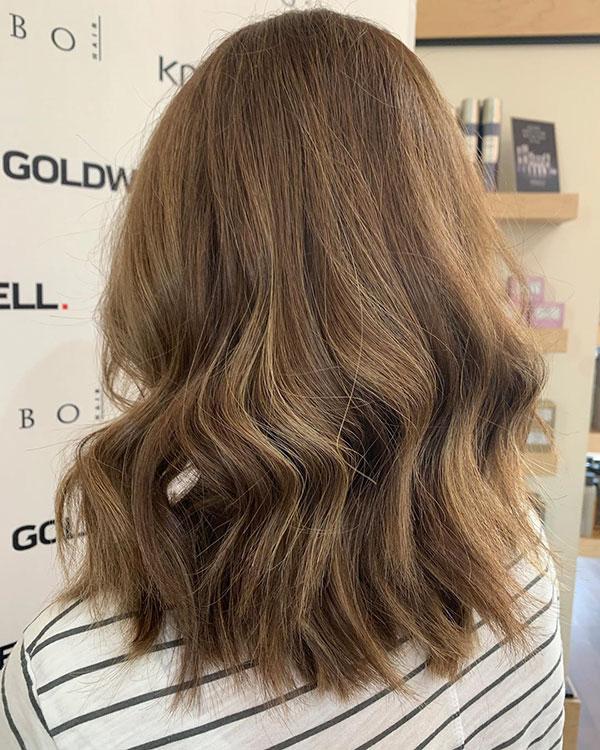 Medium Hair Pictures For Women