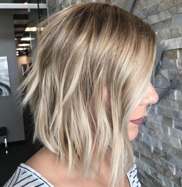 Best Medium Haircuts For Thin Hair