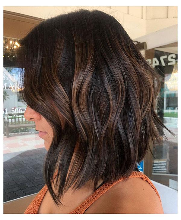 Hairstyles For Medium Brown Hair