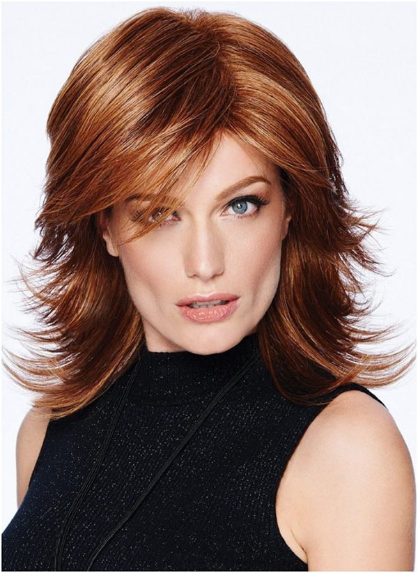 Medium Hairstyles For Over 40