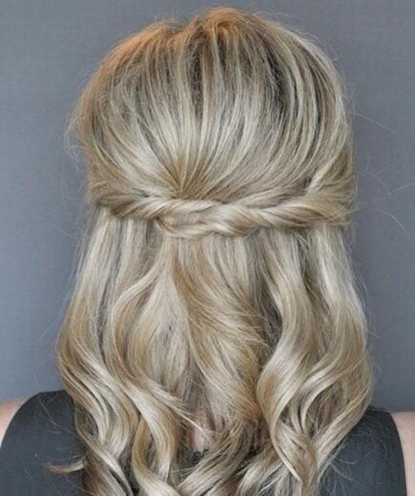 Medium Prom Hair Styles 2021