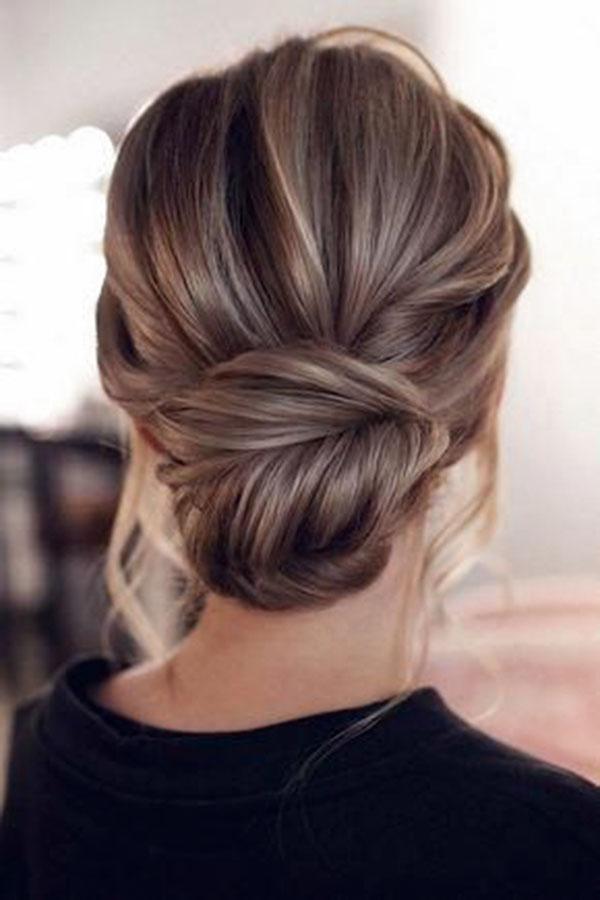 Prom Hairdo For Medium Hair