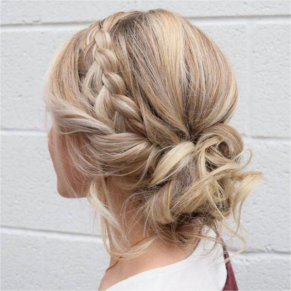 Perfect Prom Hairstyles For Medium Hair