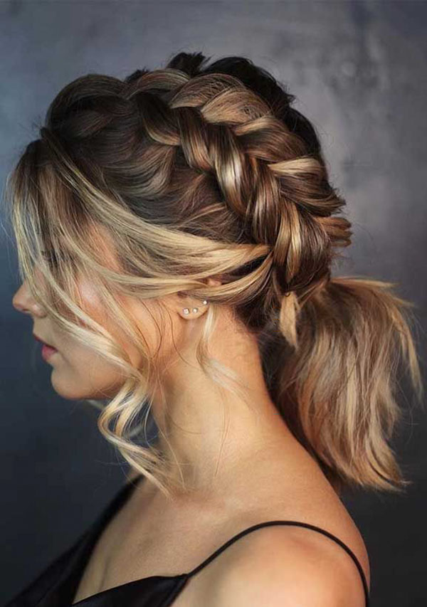 Prom Hairstyles For Women With Medium Hair