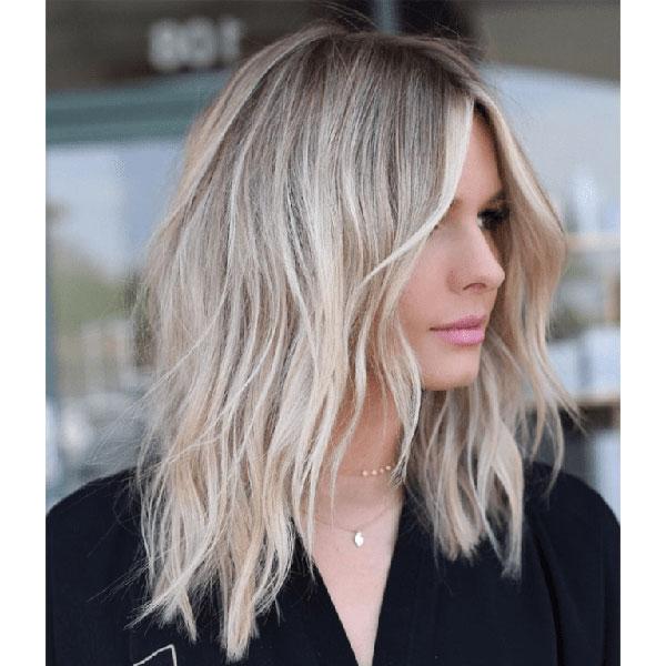 Medium Choppy Haircut Styles For Thick Hair
